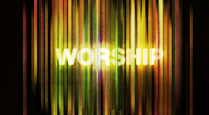 Is God vain or insecure to demand worship from us?