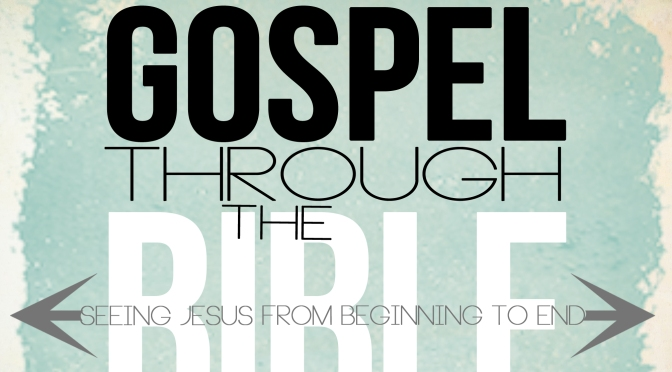 What's next: The Gospel Through The Bible