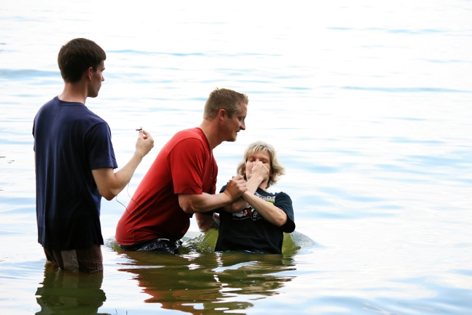 July Baptisms