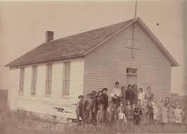 1600's Schoolhouse
