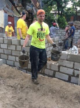 Day 6, blog @ baseball, house-build, finishing well4