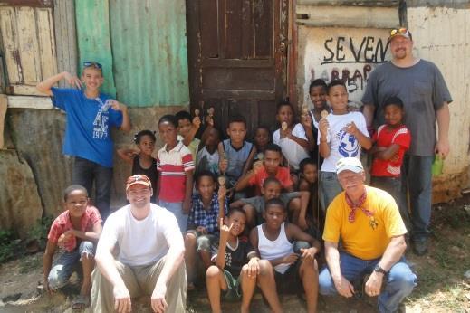Day Three, blog @ serving God in the DR2