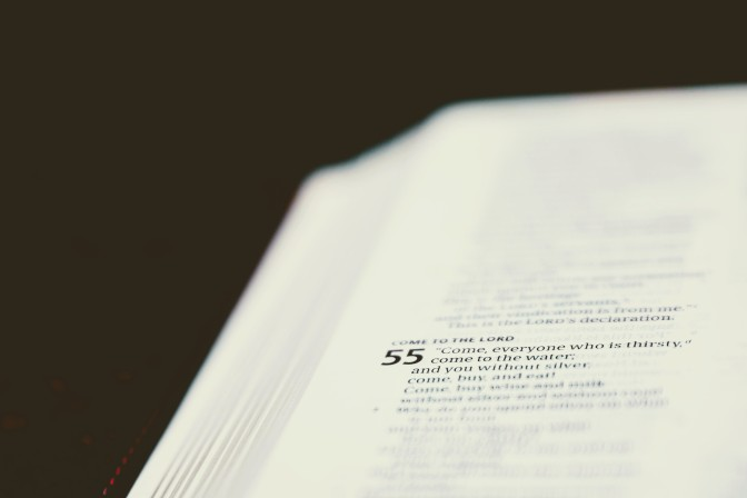 Fighting for Joy through Devotional Time